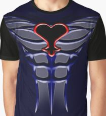 Kingdom Hearts - Riku Dark Suit Graphic T-Shirt