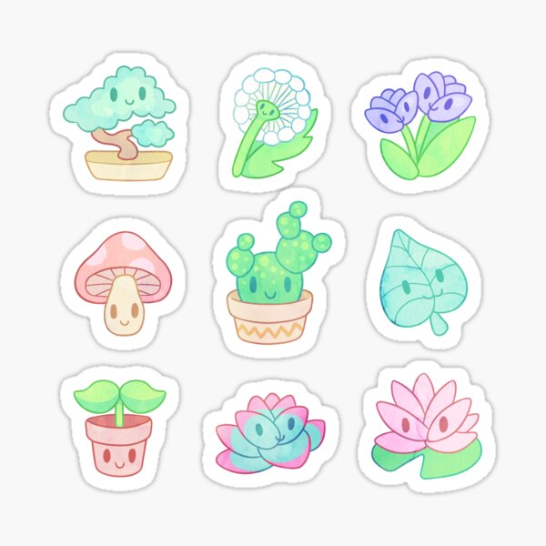 Plant Stickers Sticker
