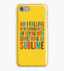 Fun Home - Changing My Major Lyrics iPhone Case/Skin
