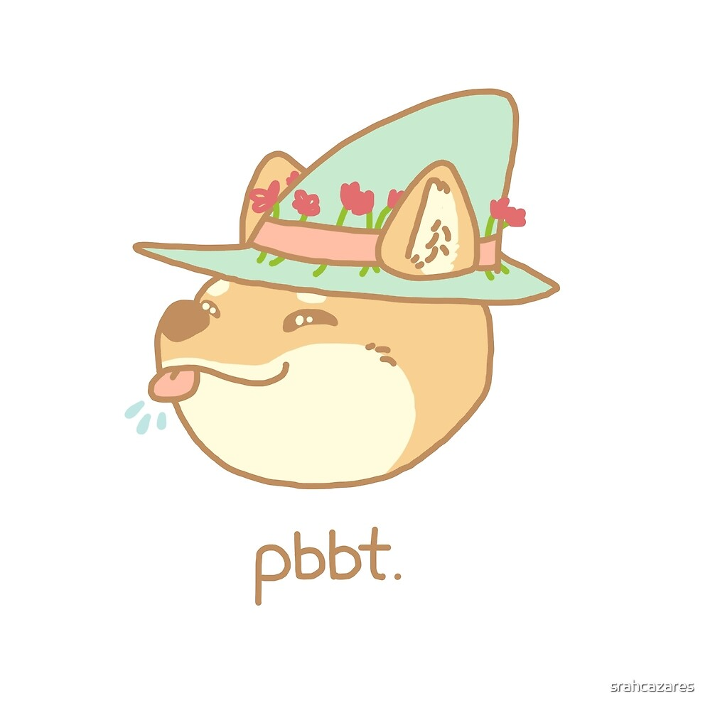 Spring Shibe Spittles Its Blessings\