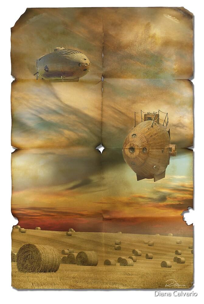 lost world by Diana Calvario