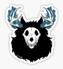 Morgan Crest Sticker