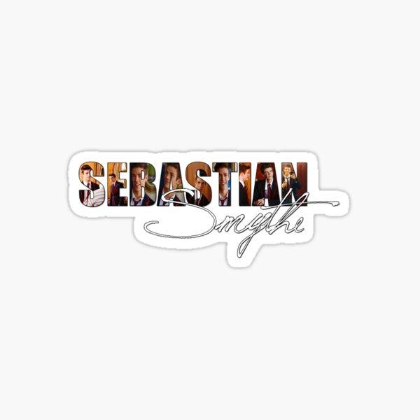 Sebastian Smythe Sticker