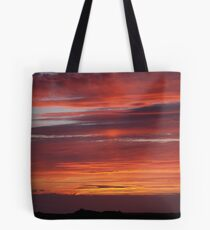 Sunset Tory Island, County Donegal, Ireland. Tote Bag