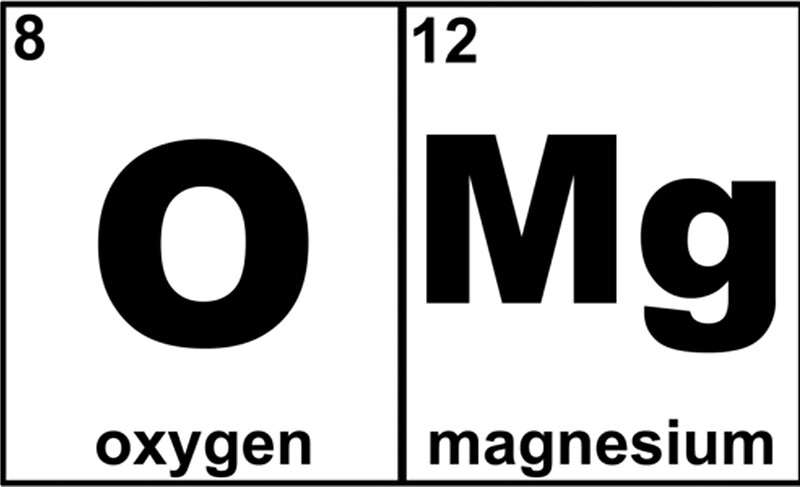 Omg awesome periodic table science chemistry oxygen magnesium omg awesome periodic table science chemistry oxygen magnesium tshirt by sixfigurecraft urtaz