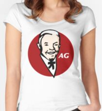 Attorney General Jefferson Beauregard Sessions Women's Fitted Scoop T-Shirt