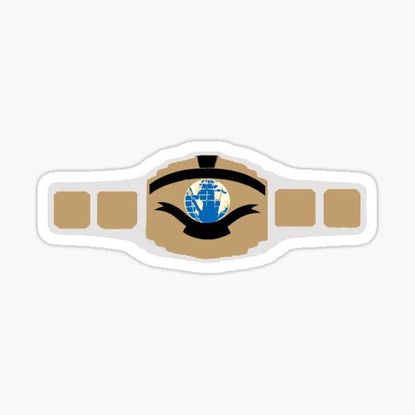 Minimalist Intercontinental Sticker