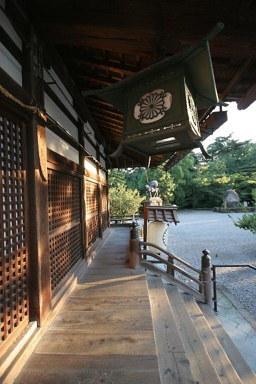 Oyama Jinja Shrine - Kanazawa  by Trishy