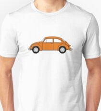 VW 1303 Orange T-Shirt