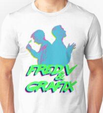 Fred v & Grafix Unisex T-Shirt
