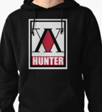 Hunter  x Hunter Pullover Hoodie