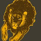 Lion, lion T-Shirts by Cheerful Madness!! by cheerfulmadness