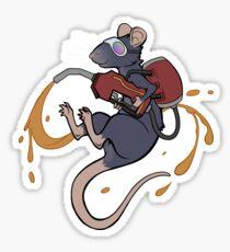 Fuel Rats Sticker