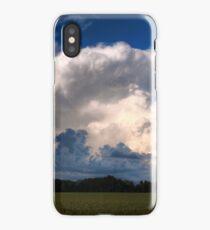 Cumulonimbus in HDR iPhone Case/Skin