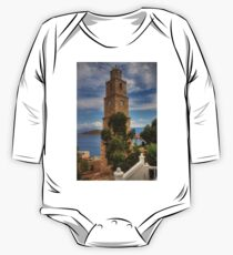 Nimborio Clock Tower One Piece - Long Sleeve
