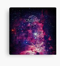 OmniWay Galaxy Canvas Print