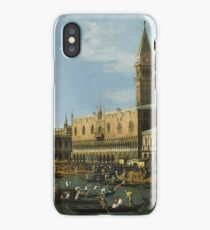 Canaletto - The Bucintoro iPhone Case/Skin