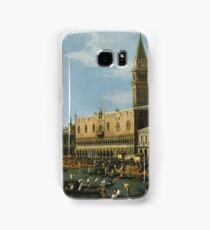 Canaletto - The Bucintoro Samsung Galaxy Case/Skin