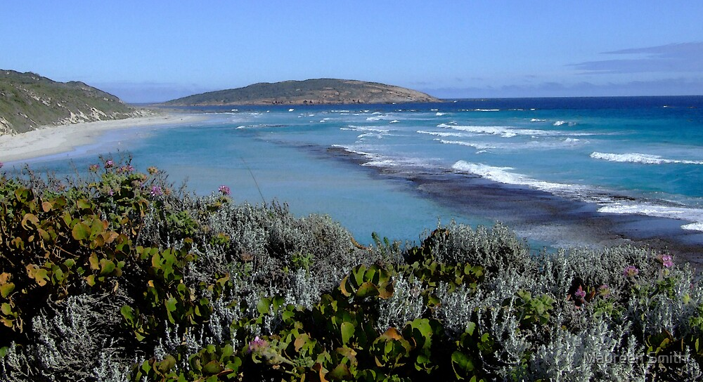 Esperance Beach, Western Australia by Maureen Smith