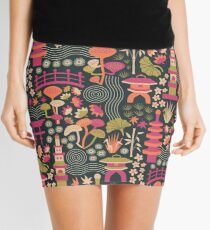 Zen Garden Mini Skirt