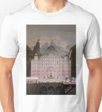 The Grand Budapest Hotel Unisex T-Shirt