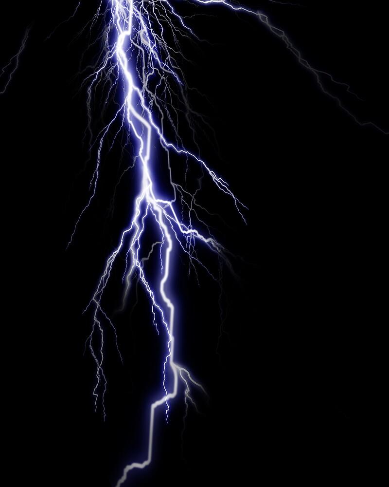 Lightning strike by argus456
