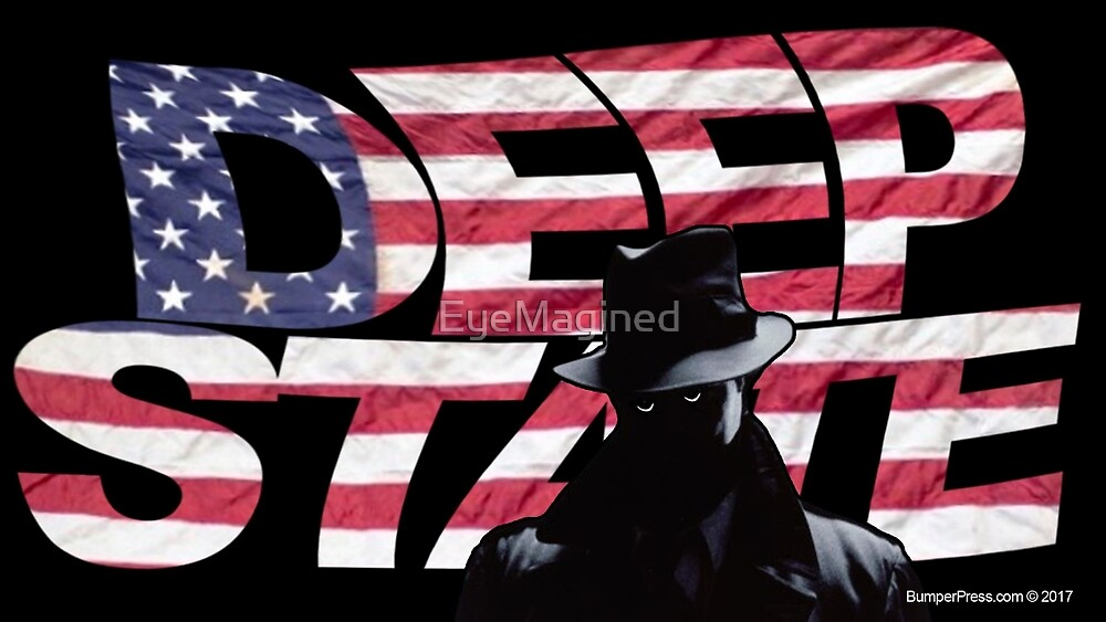 The Deep State by EyeMagined