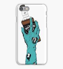 Zombie Jack Daniels iPhone Case/Skin