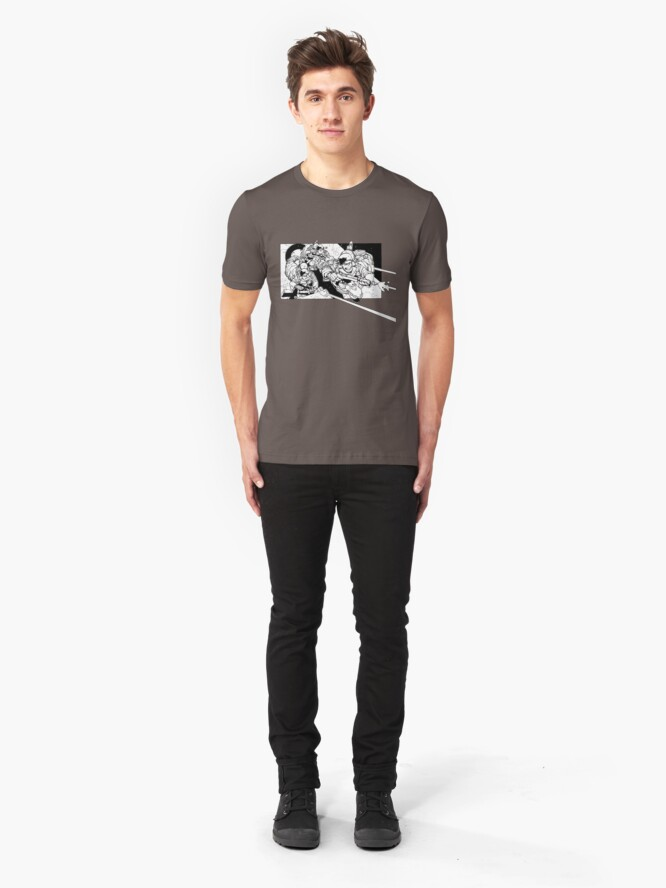 Alternate view of Lost Squad - Chicago Boys Slim Fit T-Shirt