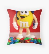 Who's the Daddy!! Throw Pillow