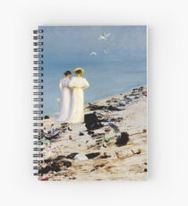 Skagen Spiral Notebook