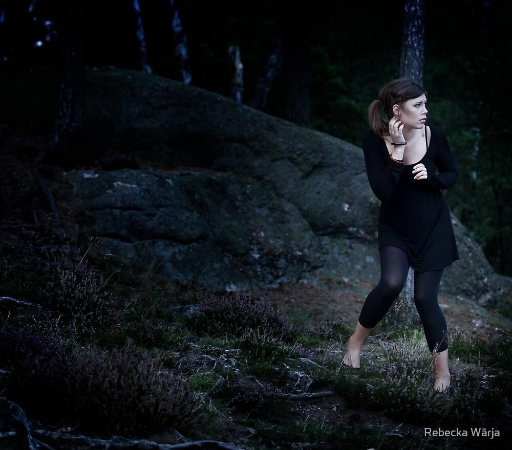 Fear no darkness by Rebecka Wärja