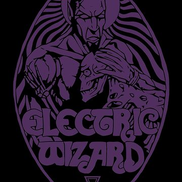 Electric Wizard - Lucifer (Purple) by lnfernum