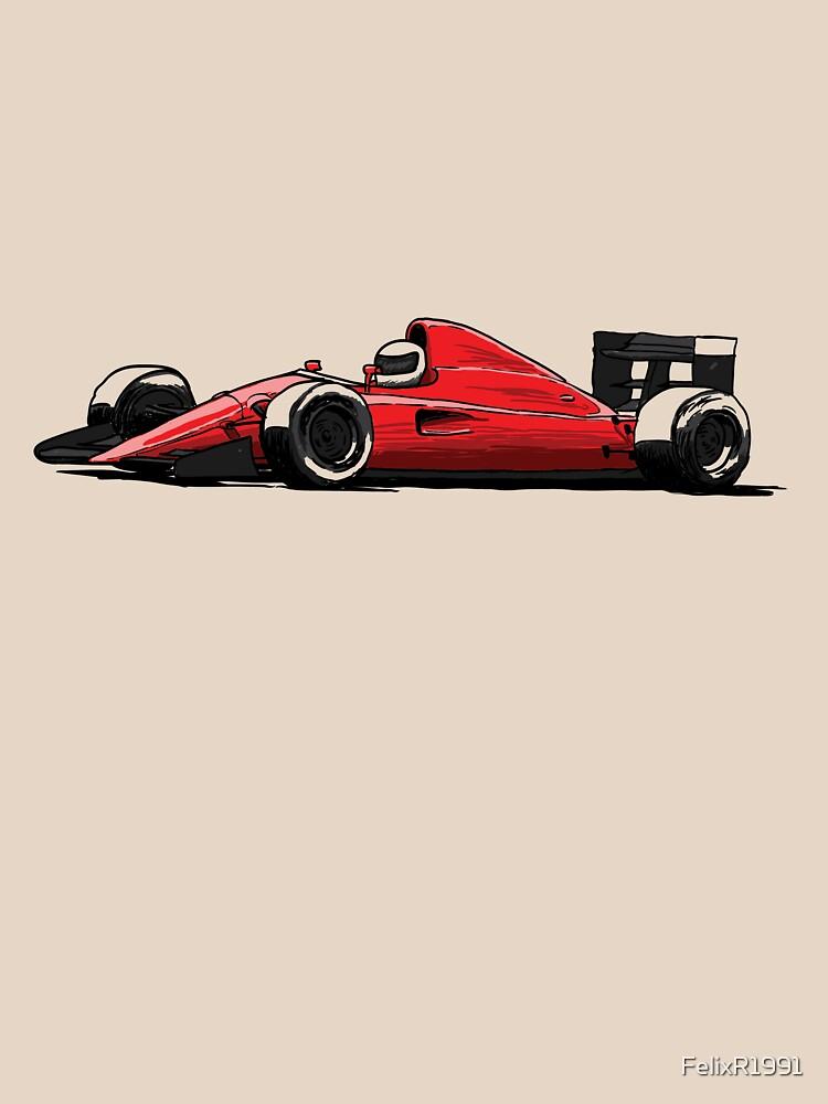 1990 Formula Car | Classic T-Shirt
