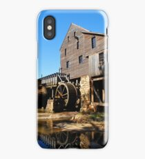 Yates Grist Mill Reflections iPhone Case/Skin