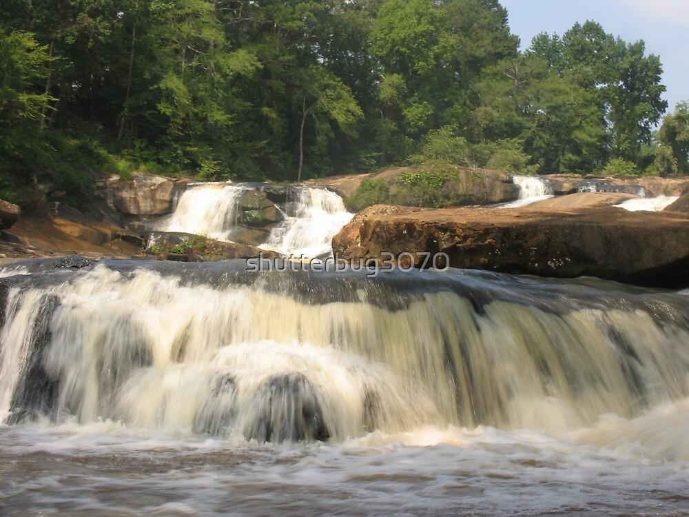 High Falls, GA by shutterbug3070
