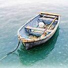 Rowboat Impressions by Susie Peek