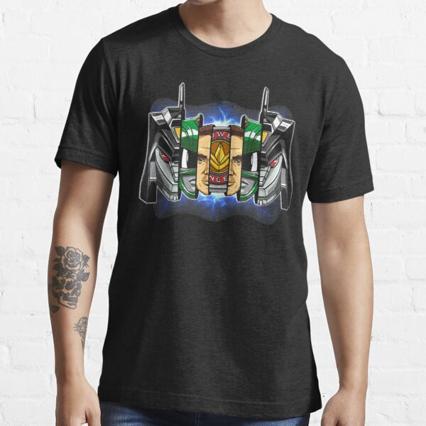 Morphing Time Green Essential T-Shirt