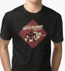 Adeptus Mechanicus - Baal Dreadnaught Tri-blend T-Shirt