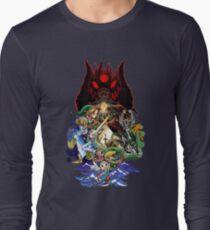 The Legend of Zelda Long Sleeve T-Shirt