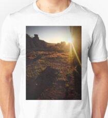 Peeking out T-Shirt