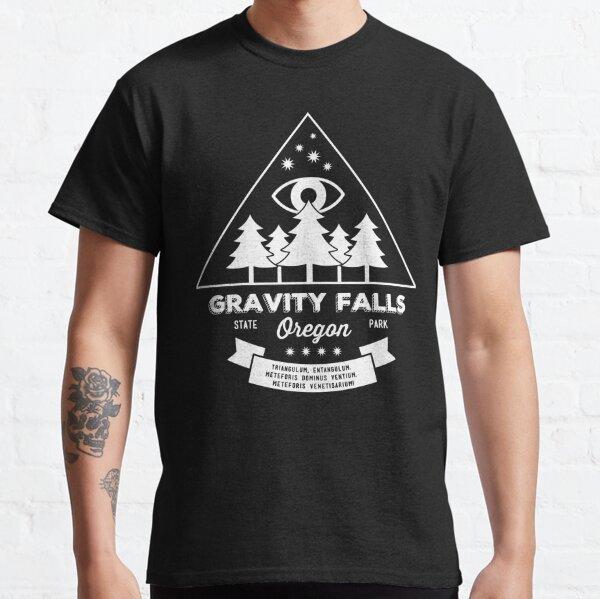 Visitez Gravity Falls, Oregon! T-shirt classique