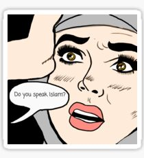 Do you speak islam? Sticker
