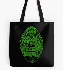 Electric Wizard - Lucifer (Green) Tote Bag