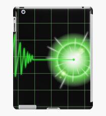 Tremor Black iPad Case/Skin