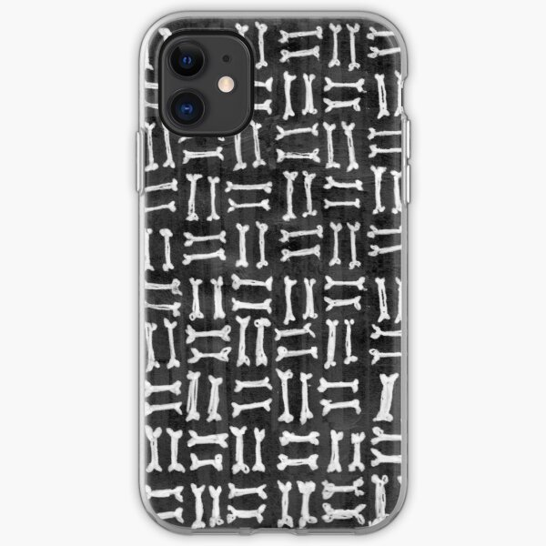 Dem Bones iPhone Soft Case
