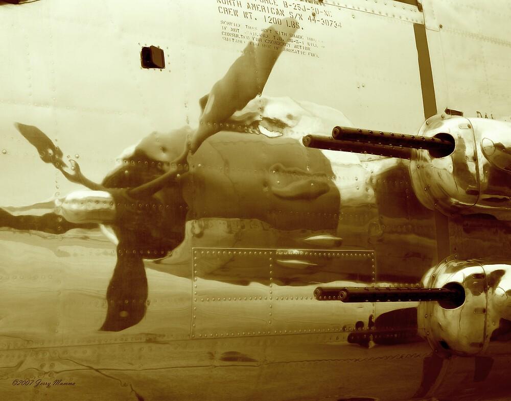 B25J Gunship by Jerry  Mumma