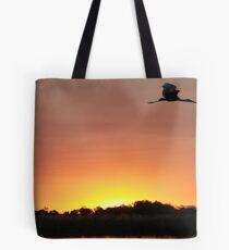 Bye Bye bird Tote Bag