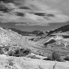 US 191 Through Moab, Utah by Daniel Owens