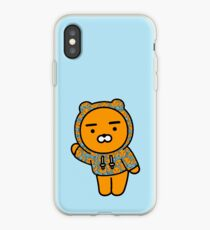 Kakao Friends Ryan Loves Himself iPhone Case
